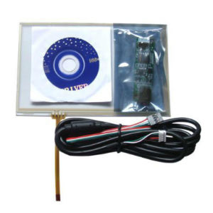 7inch 4-Wire Resistive LCD Touch Screen and Controller pictures & photos