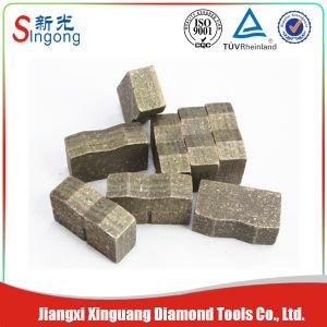 Diamond Marble Granite Segments pictures & photos