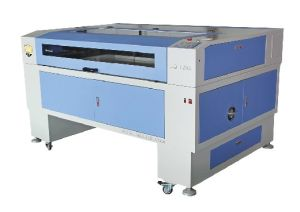 CNC Wood Veneer Laser Cutting Machine pictures & photos