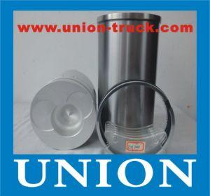 Auto Engine Parts Hino Piston Ring, Piston with Alfin+Oil Gallery pictures & photos