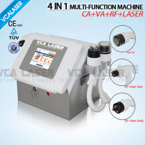Multifunctional Cavitation RF Ultrasonic Slimming Machine (VS809) pictures & photos