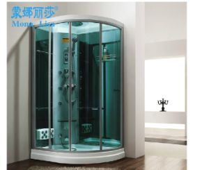 One Person Steam Sauna Shower Room Cabin Combination Single Person pictures & photos