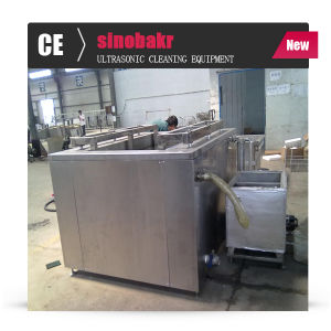 Ultrasonic Cleaner with Recycling Filter Tank pictures & photos