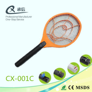 Portable Electric Power Bug Fly Mosquito Swatter Zapper for Camping pictures & photos