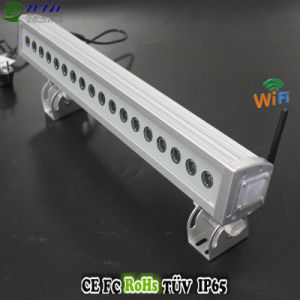 WiFi DMX512 112cm 54W LED Wall Washer with Edison LED1 pictures & photos