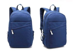 School Bags Trendy Canvas Bag Backpack Sh-16061618 pictures & photos