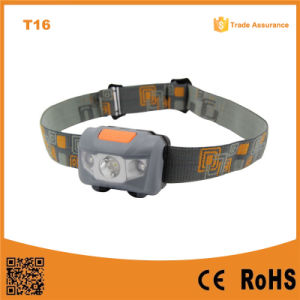 Hot Promotion Waterproof 1W High Power LED Headlamp (POPPAS- T16) pictures & photos