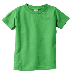 Good Quality O Neck Baby T-Shirt pictures & photos
