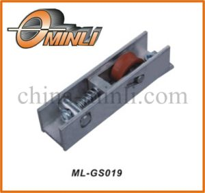 Door and Window Aluminum Alloy Bracket Pulley (ML-GS019) pictures & photos
