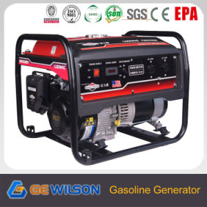 Gasoline Generator with Recoil Start pictures & photos