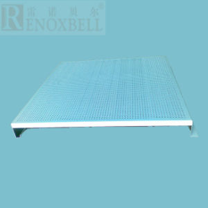 Punching Perforated Aluminum Honeycomb Panel for Ceiling Solution pictures & photos