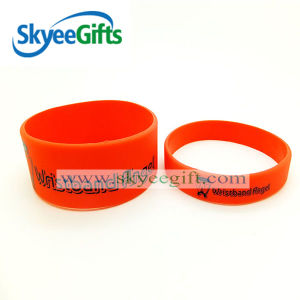 Promotion Cheap Custom Silicone Bracelet Wristband pictures & photos