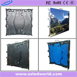 Outdoor/Indoor Rental Die-Casting LED Electronic/Digital Billboard for Advertising (P5, P8, P10) pictures & photos