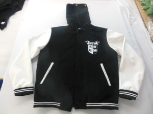 2015 New Customized Logo Printed or Blank Baseball Jacket pictures & photos