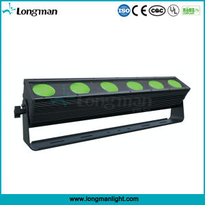 6*25W Rgbaw DMX LED Outdoor Wall Wash Lighting for Stage pictures & photos