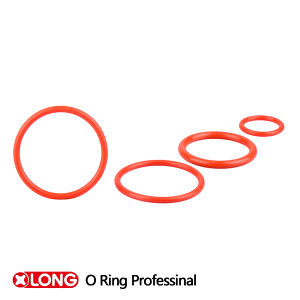 Fashion Design Light Red Rubber O-Ring Seals pictures & photos