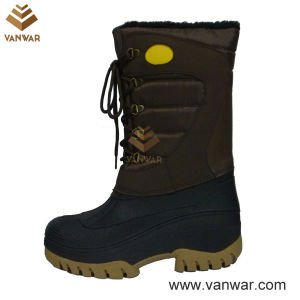 Model Canadian Women Snow Boots with Waterproof Outsole (WSB027) pictures & photos