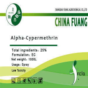 High Efficient Insecticide CAS No67375-30-8 Alpha-Cypermethrin pictures & photos