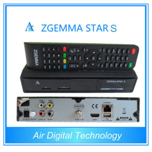 Original Enigma2 Linux OS Digital Satellite Receiver Zgemma-Star S pictures & photos