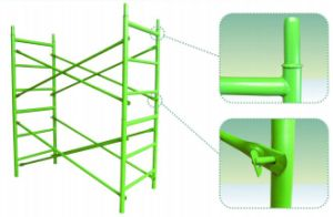 Mobile Swiftly Portal Frame Scaffolding pictures & photos