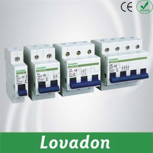 Good Quality Lch125 Series Isolating Switch Circuit Breaker pictures & photos