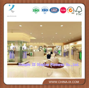 Pop Interior Cloth Exhibition Display Stand for Exhibition Room pictures & photos