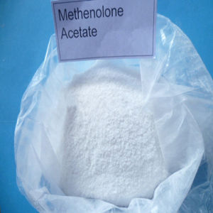 Muscle Bodybuilding Raw Powders Methenolone Acetate CAS 434-05-9 pictures & photos
