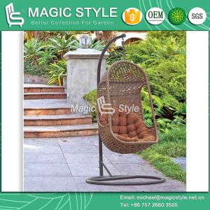 Outdoor Wicker Swing Chair Modern Patio Hammock (Magic Style) pictures & photos