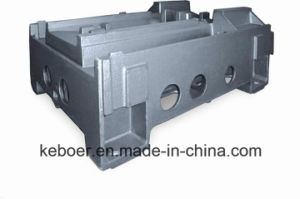 Resin Sand Casting Machine Parts