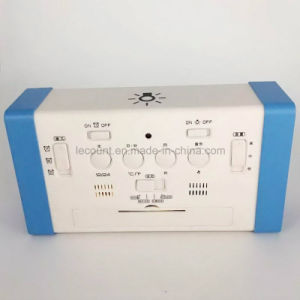 Desk Alarm Clock with Backlight (CL212) pictures & photos