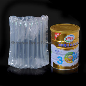 Protect Air Column Packaging Bag for Milk Powder Cans