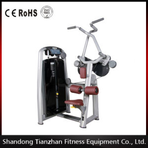 Gym Equipment /Body Building Lat Pulldown / Best Selling Machine Tz-6008 pictures & photos
