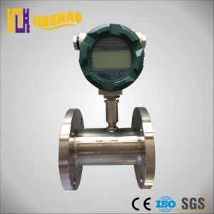 Local Display Lithium Battery Turbine Flowmeter (JH-LWGY) pictures & photos