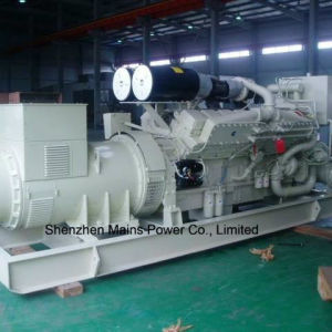 1550kVA 1240kw Rating Power Cummins Diesel Generator Kta50-GS8 pictures & photos