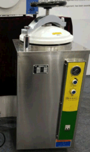 Hot Sale Steam Autoclave Sterilizer for Hospital Use pictures & photos