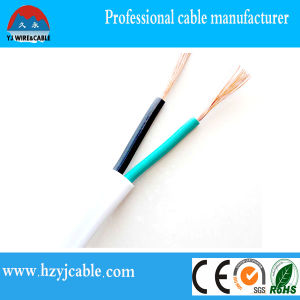 OFC Conductor Flexible Flat Sheath Cable From Shanghai Port pictures & photos