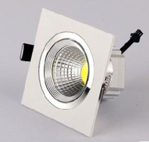 3W/5W/7W/9W/12W LED COB Downlight for Living Room LED Spot Lamps Shopping Malls pictures & photos
