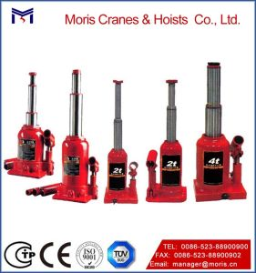 Multi-Purpose Hydraulic Jack Lifting Capacity pictures & photos