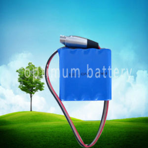 Good Quality 12V 3ah LiFePO4 Battery Pack for Medical Device pictures & photos