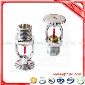 Brass Fire Sprinkler Systems with Cheap Price Water Sprinkler pictures & photos