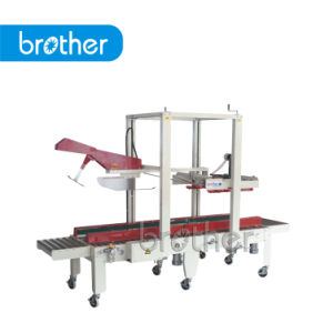 Brother Fx-At5050L Automatic Flaps Fold and Bottom Packing Machine, Carton Sealer, Box Sealing Machine pictures & photos