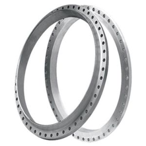 Customized Aluminum Flange Coupling with Sand Blasting pictures & photos