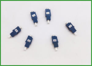 LC Single Mode Fixed Optical Attenuator 3 dB for LAN Test Equipment pictures & photos