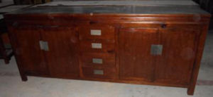 Chinese Antique Reproduction Wooden Sideboard pictures & photos