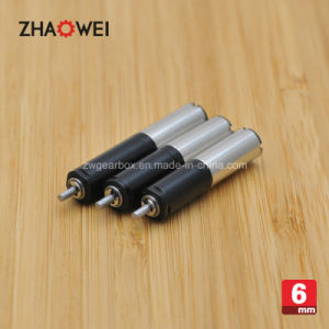 Od6mm Micro DC Planetary Geared Motor with China Manufacturer pictures & photos
