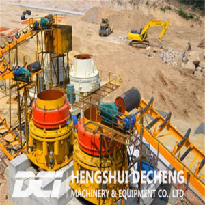 High Efficency Cone Stone Crusher (200T/D) pictures & photos