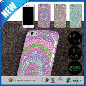Luminous Painted Hard PC Back Cover for iPhone 6 pictures & photos