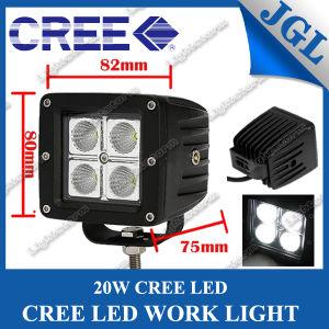 4′′ LED Car Light 2X2 Pod Style LED Work Light