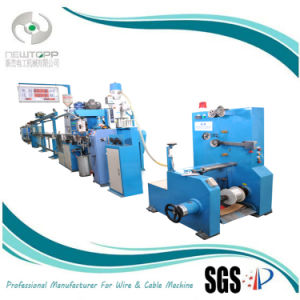 Chemical Foam Extrusion Machine for Making Various Wire and Cable pictures & photos