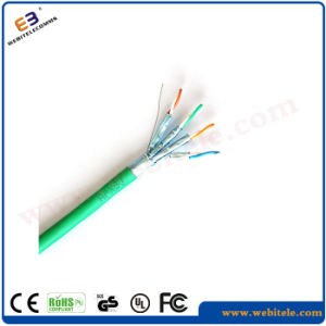 F/UTP Shielded Cat 6A Twisted Pair Installation Cable pictures & photos